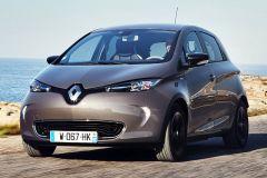 E-Mobil: Renault ZOE mit Z.E. 40 Lithium-Ionen-Batterie bis zu 400 Kilometer Reichweite