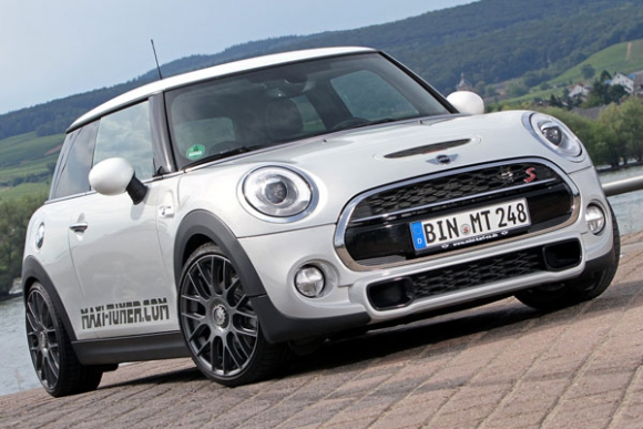 Tuning: Maxi-Tuner Performance-Package für Mini Cooper S F56