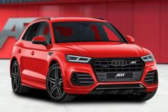 Tuning: Abt Sportsline Aerokit und Leistungssteigerung für Audi SQ5