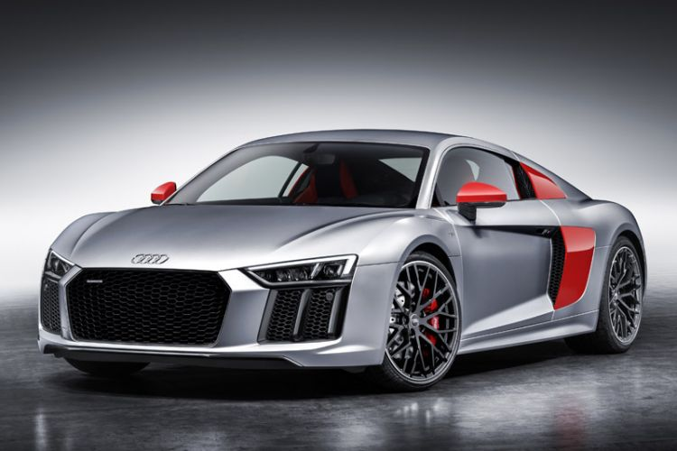 "News: Audi R8 Coupé Edition ""Audi Sport"" in exklusiver Farbkombination"