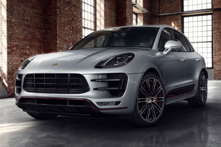 News: Exclusive Performance Edition des Topmodells Porsche Macan Turbo