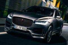 Tuning: AC Schnitzer Tuning erstmals für Jaguar Modelle wie den F-Pace