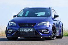Tuning: Bei Je Design mutiert der Seat Leon Cupra 300 ST 4Drive zum Muskelprotz
