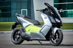 Motorrad: BMW E-Scooter C evolution in zwei Varianten bis 160 Kilomter Reichweite
