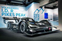 E-Mobil: Weltpremiere des VW Elektro-Supersportlers I.D. R Pikes Peak