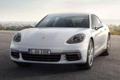 E-Mobil: Porsche Panamera 4 E-Hybrid mit Allradantrieb und Plug-in-Hybrid