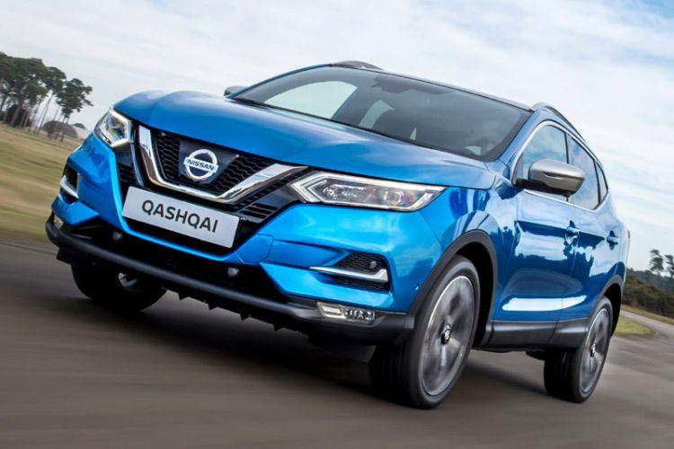 News: Nissan Qashqai geht umfssend überarbeitet ins neue Modelljahr 2017