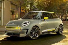 E-Mobil: MINI Electric Concept gibt Ausblick auf elektrisches Serienmodell für 2019