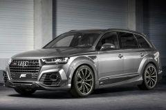 Tuning: 520 PS und Breitbau-Aeropaket von Abt für Audi SQ7