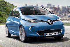 E-Mobil: Renault ZOE mit neuer Z.E. 40-Batterie