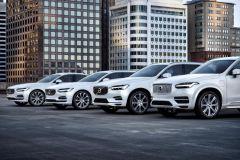 Pressemeldung Volvo - Statt Dieselmotoren nur noch Benzin- und Hybridantrieb