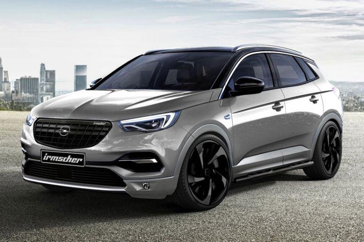 Tuning: Irmscher Individualisierungsprogramm für Opel Grandland X