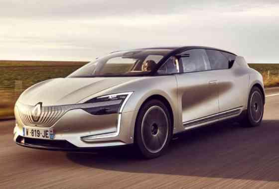 E-Mobil: Renault Symbioz Demo Car - Mind-off-Level erlaubt voll automatisiertes Fahren