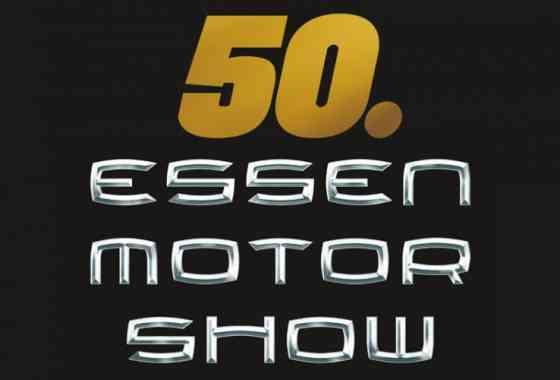 News: 50. Essen Motor Show feiert vom 2. - 10. Dezember 2017 Jubiläum