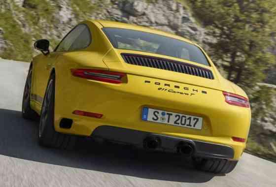 News: Weniger ist mehr, zumindest beim neuen Porsche Carrera 911 T