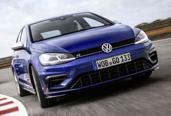 News: VW Golf R wird bis zu 270 km/h schnell mit optionalem Performance-Paket