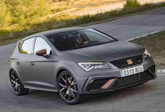 News: VW Golf R Konkurrent Seat Leon Cupra R mit 310 PS