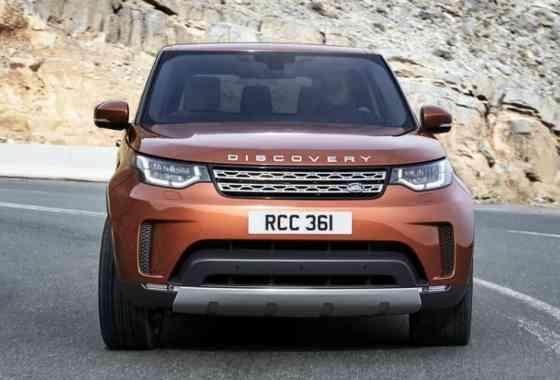 News: Die fünfte Generation des Land Rover Discovery geht Anfang 2017 an den Start