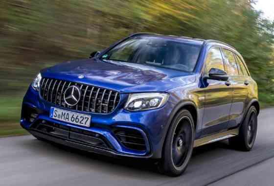 News: Mid-Size Performance SUV Mercedes-AMG GLC 63 4MATIC+ und 63 S 4MATIC+