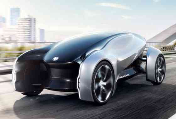 E-Mobil: Die Jaguar Studie Future-Type zeigt autonomes Fahren im Jahr 2040