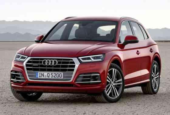 News: Zweite Generation des Audi Q5 kommt Anfang 2017