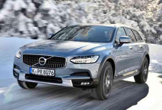 News:  Volvo V90 Cross Country Premium-Allrad-Kombi ab 56.350 Euro