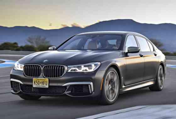 News: BMW 7er Topmodell M760Li xDrive mit 610 PS starkem 6,6-Liter Zwölfzylinder
