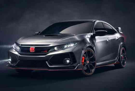 News: Prototyp gibt Ausblick auf kommenden Honda Civic Type R
