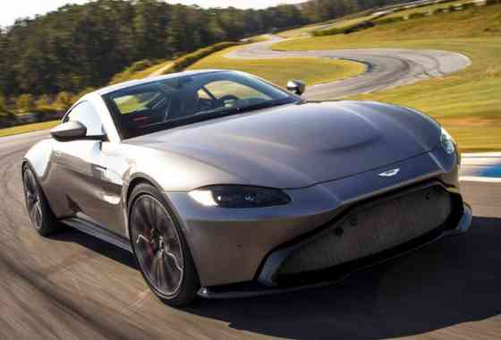 News: Neuer Aston Martin Vantage mit V8-Biturbo von Mercedes-AMG