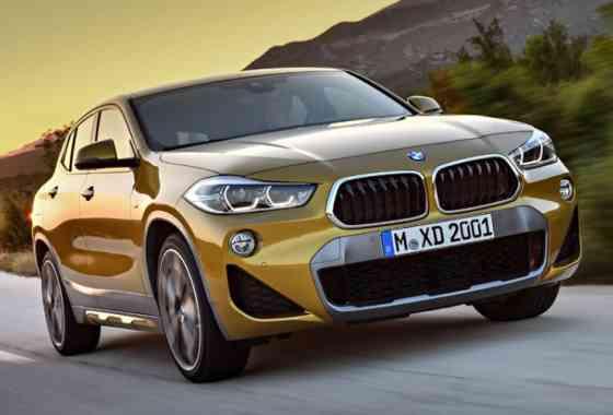 News: Neues BMW Sports Activity Coupé X2 schließt die Lücke in der X-Modellfamilie
