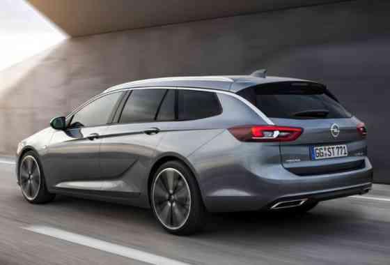 News: Opel Insignia Sports Tourer mit mehr Platz für Passagiere und Gepäck