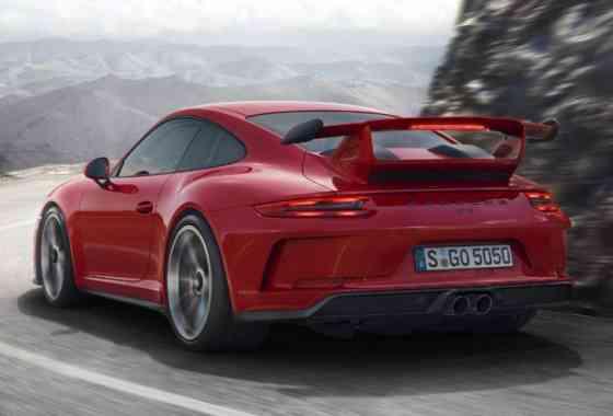News: Porsche 911 GT3 mit neuem Vier-Liter-Boxermotor aus GT3 Cup