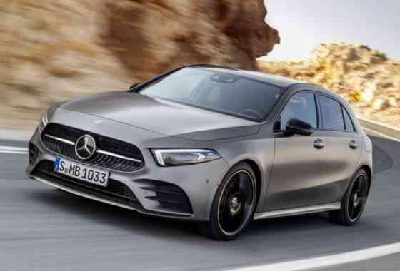 News: Neue Mercedes A-Klasse mit künstlicher Intelligenz