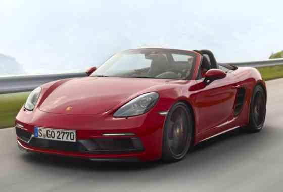 News: Neue GTS Modelle des Porsche 718 Boxster und Cayman