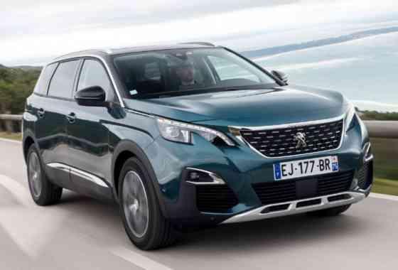 News: Mit dem 5008 kommt Peugeots größtes SUV auf den Markt