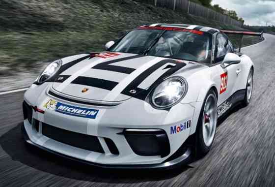 News: Neuer Porsche 911 GT3 Cup mit 4-Liter-Sechszylinder Boxermotor