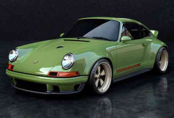 """News: Singer Porsche 911 946 """"DLS"""" im extremen 911er Ur-Design"""