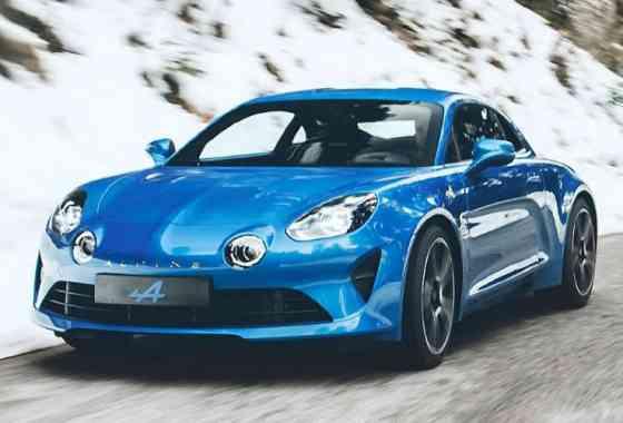 "News: Limitierte Sonderserie ""Première Edition"" des neuen Alpine A 110 bereits ausverkauft"