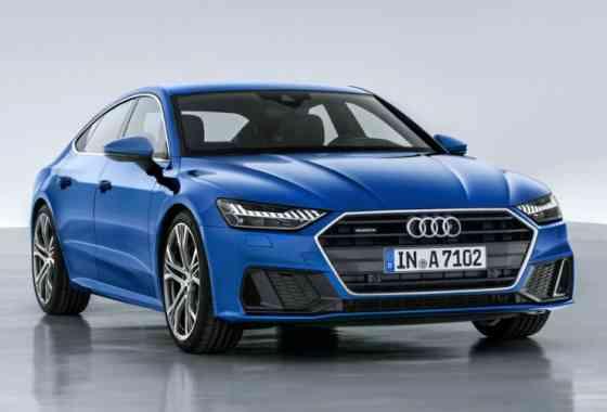 News: Neuer Audi A7 Sportback im zukunftsweisenden Design der prologue-Studie