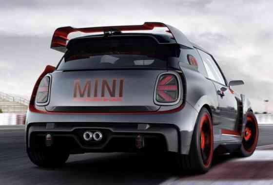 News: Mini John Cooper Works GP Concept gibt Vorgeschmack auf renntaugliches Straßenmodell