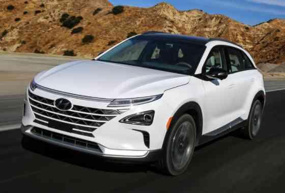 News: Hyundai Kompakt-SUV Nexo mit Brennstoffzellenantrieb bis zu 800 km Reichweite
