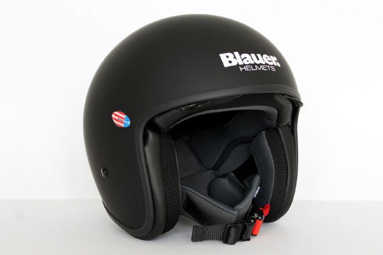 Test: Blauer Pilot 1.1 Jethelm für Retrobikes und Café-Racer