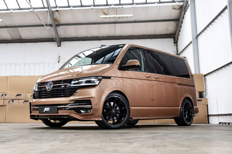 Tuning: ABT Sportsline veredelt den VW T6.1 zum Top-Athleten unter den Bullis