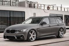 Tuning: Z-Performance stellt BMW 320d Touring auf ZP.06 Deep Concave 20 Zöller