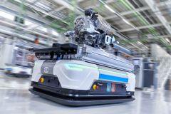 Pressemeldung Audi - Serienproduktion von Elektroantrieben in Győr