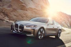 E-Mobil: BMW stellt mit dem Concept i4 ein weiteres Elektrofahrzeug vor