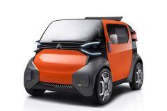 Pressemeldung Citroen - Ami One Concept stellt das Smartphone in den Mittelpunkt