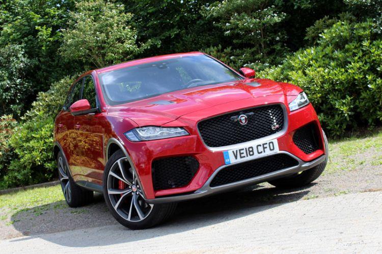 Fahrbericht: Jaguar F-Pace SVR wird mit V8-Kompressor zur wilden Raubkatze