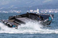 E-Mobil: Elektroschnellboot Say 29E Runabout Carbon mit Weltrekordzeit