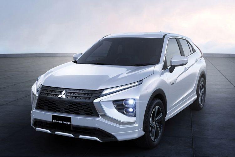 News: Überarbeiteter Mitsubishi Eclipse Cross mit Plug-in-Hybrid-Antrieb